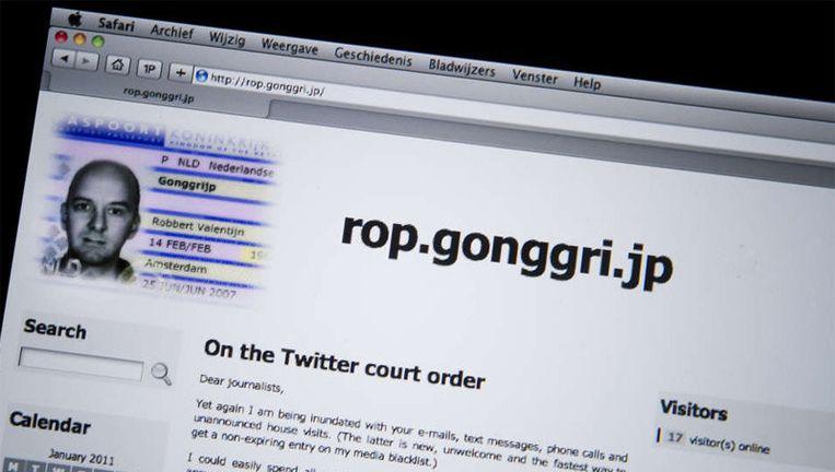 Op zijn weblog verontschuldigde Gonggrijp zich dat hij door alle WikiLeaks-belangstelling moeilijk bereikbaar was. Beeld