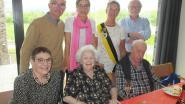 Bertha, aka 'Mémé cognac', wordt 101