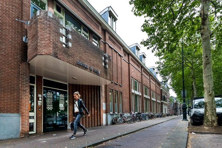 De School voor Persoonlijk Onderwijs in Utrecht. Beeld Angeliek de Jonge