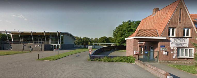 Busleyden Atheneum Campus De Beemden in Mechelen.