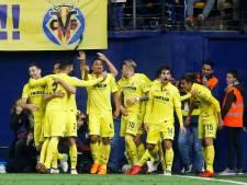 Enes Ünal met twee goals tegen Atlético Madrid grote held bij Villarreal