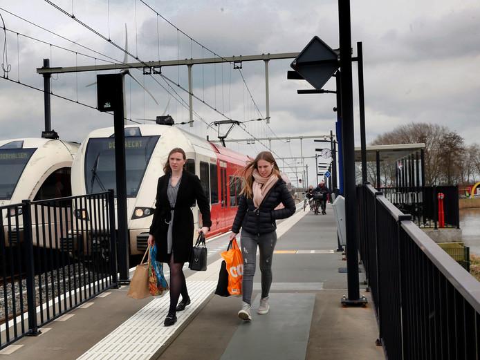 Station Boven Hardinxveld is het meest gewaardeerde treinstation van de regio.