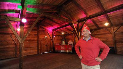 Schnapps en Tirolermuziek in skihut voor het goede doel