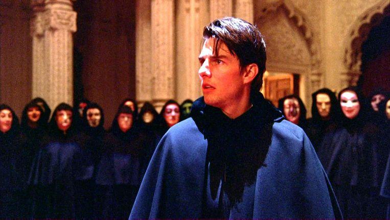 Tom Cruise als Bill Hartford in Eyes Wide Shut. Beeld