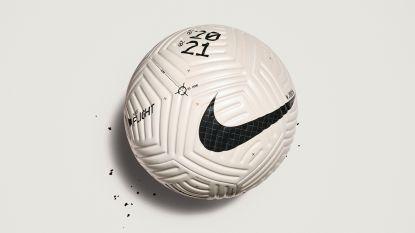 Een geslaagd ontwerp? Met deze bal spelen De Bruyne en co volgend seizoen in de Premier League