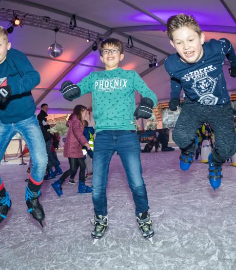 Komende winter dertig dagen ijsbaan op Rijnplein