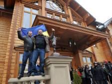 Des documents accablants retrouvés dans la maison de Ianoukovitch