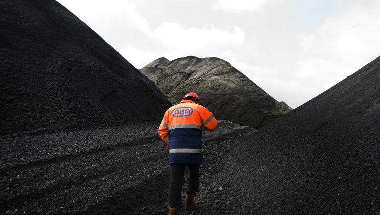 Voor de haven heeft het stadsbestuur de ambitie de overslag van kolen af te bouwen Beeld anp