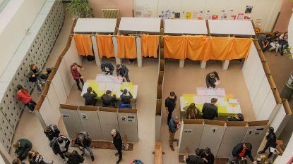 Verkiezingen bij 500 jongeren van Sint-Carolus: sp.a en Vlaams Belang grootste partijen