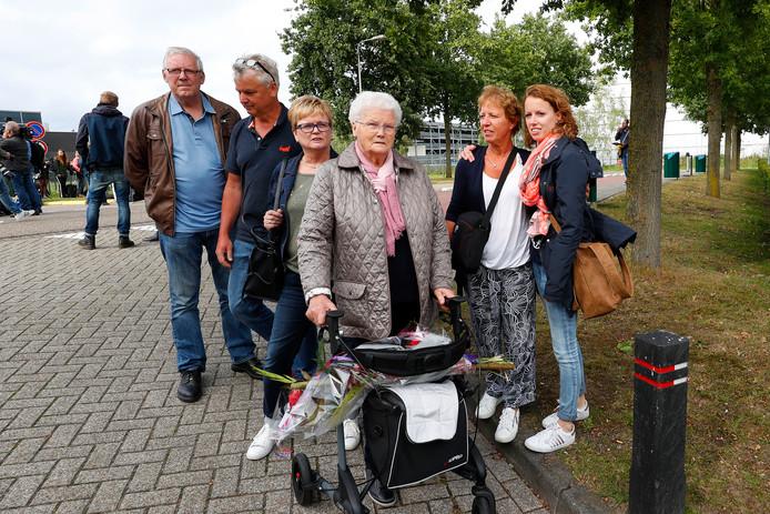 Hetty Goevaerts uit Bergen op Zoom en haar familie is terug in Nederland.