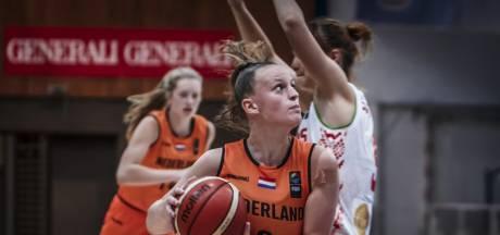 Droom Linda van Schaik (18) komt uit: Basketballen in Amerika