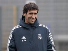 Real-icoon Raúl gaat reserves Madrid trainen