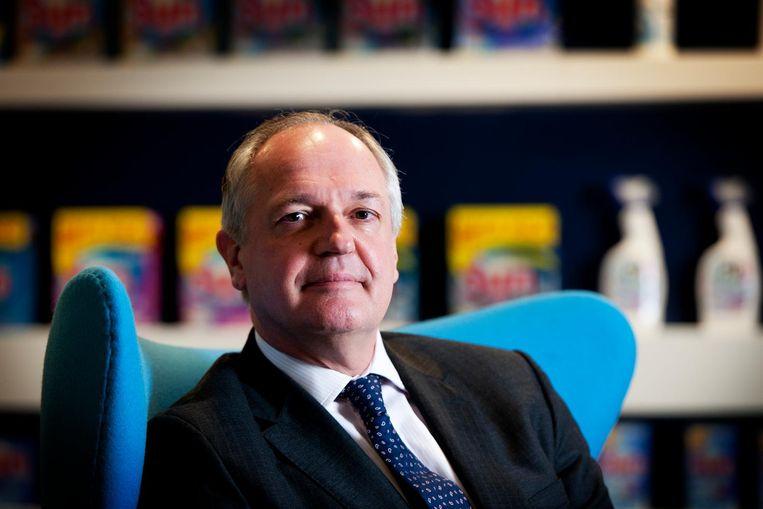 Paul Polman (60), CEO van Unilever Beeld Nederlandse Freelancers