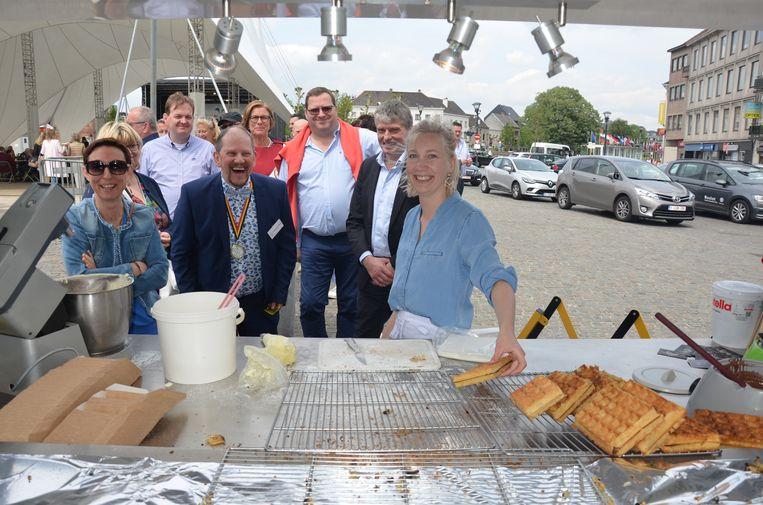 Nationale Bakkersdag in Lokeren