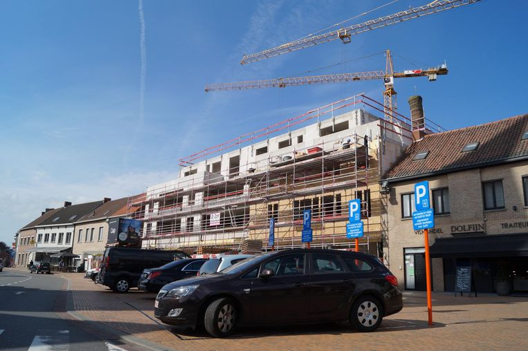 De Brouwerijsite in de kern van Kortemark is in volle opbouw. Heeft de site gevolgen voor de mobiliteit?