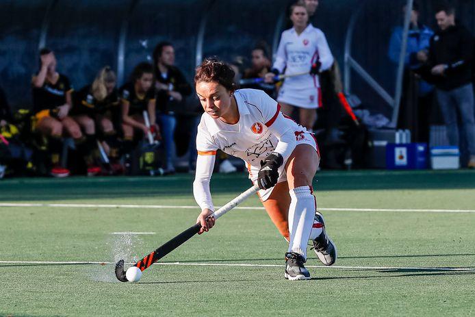 Verdedigster Marlena Rybacha heeft bijgetekend bij Oranje-Rood.