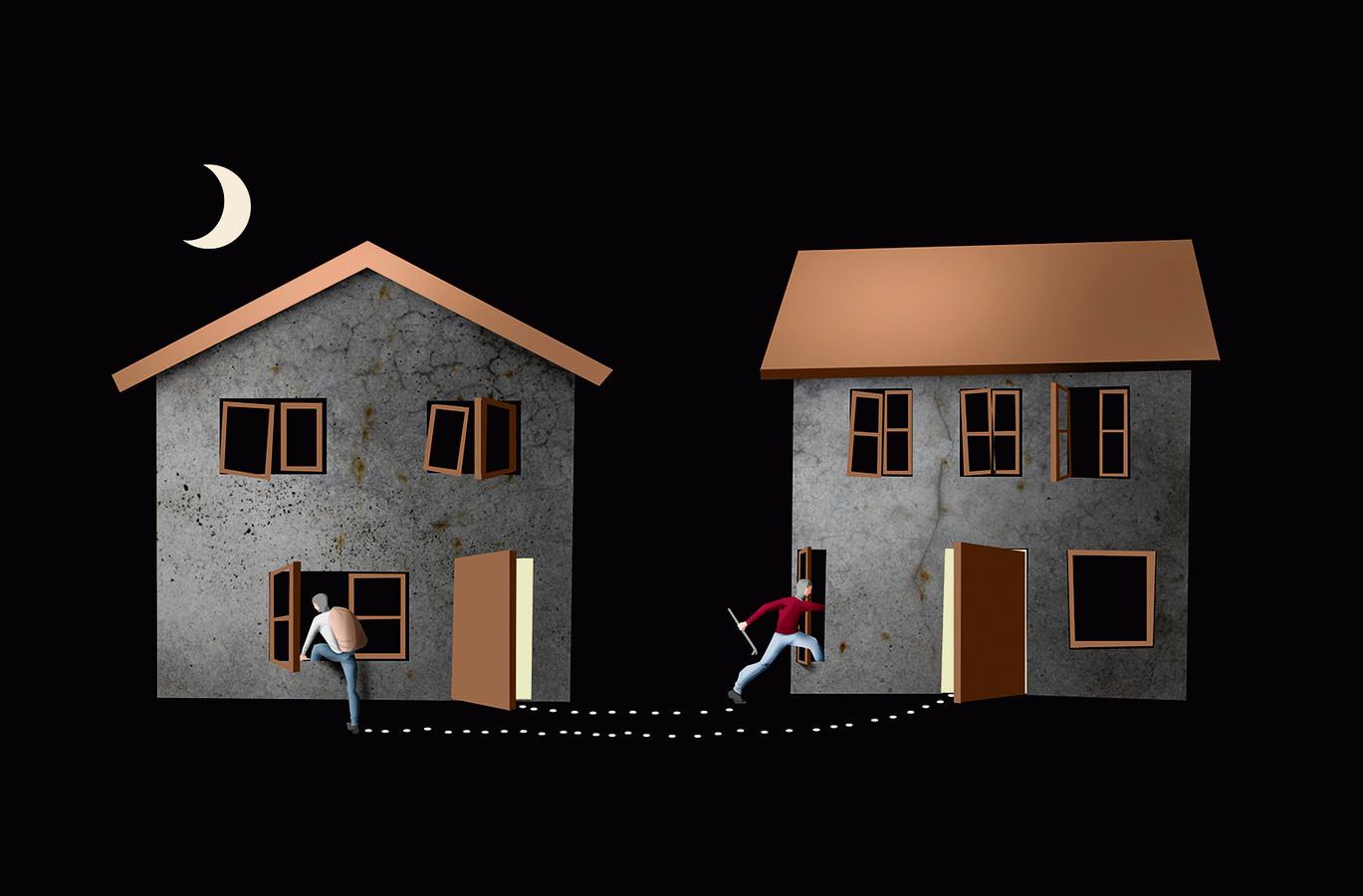 Mensen met een laag inkomen zijn vaker slachtoffer van berovingen en diefstal