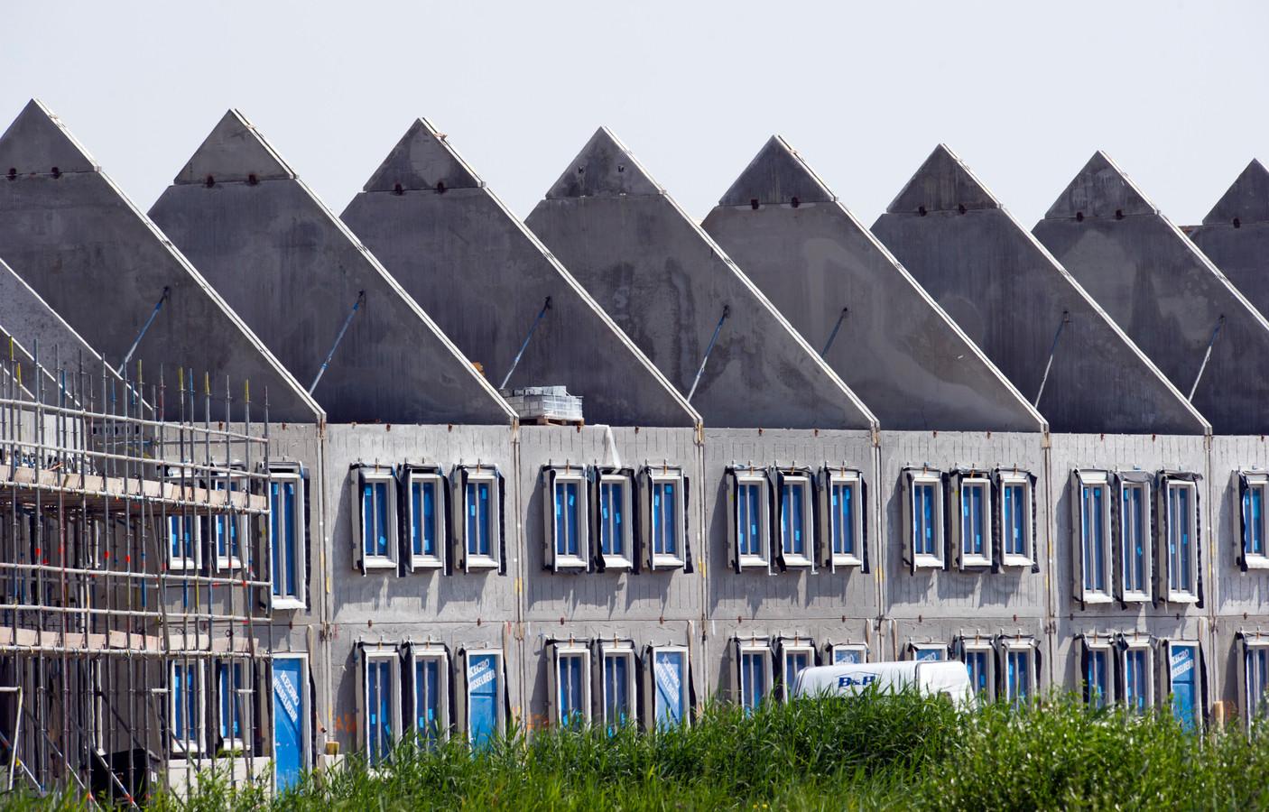 Nieuwbouwwijk van Almere Poort.