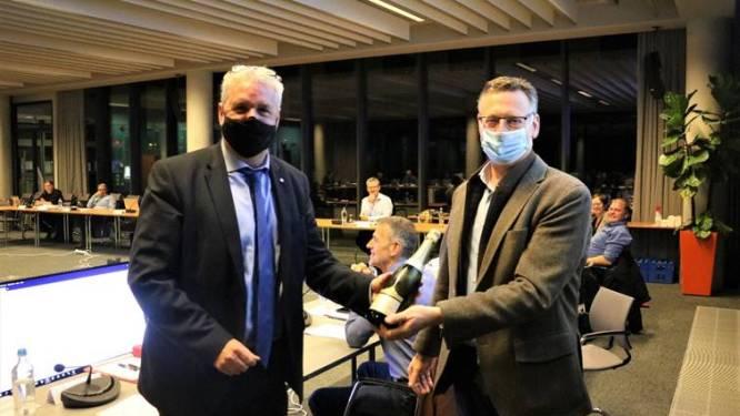 """Kersvers gouverneur Jan Spooren nu ook definitief burgemeester af: """"Veel plezier en voldoening uit die ruim 7 jaar gehaald"""""""