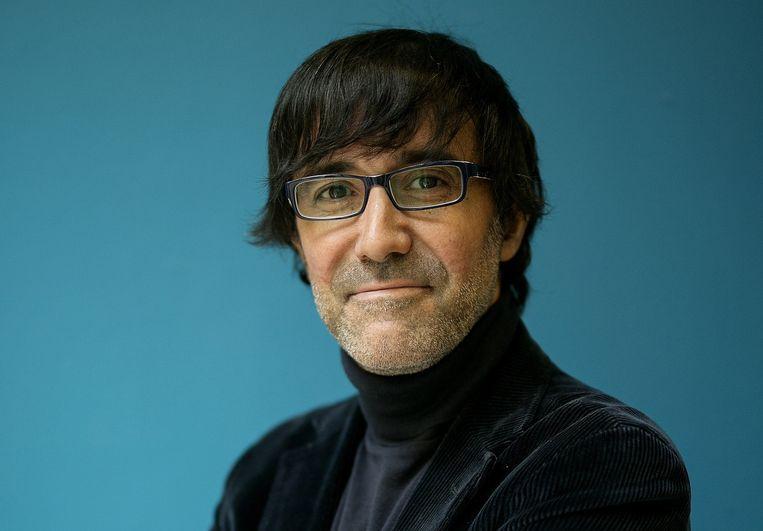 Francesc Muñoz Ramírez. Beeld Pere Tordera