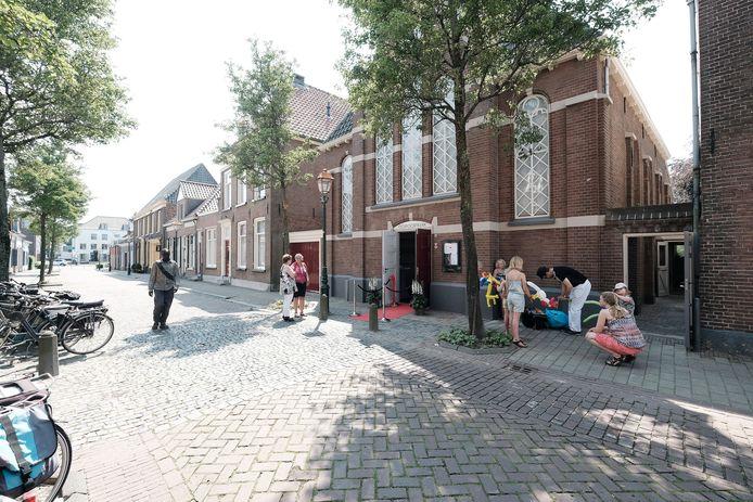 De Ooipoortstraat in Doesburg is komende zomer verboden gebied voor gemotoriseerd verkeer.