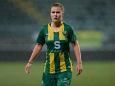 Victoria Pelova (ADO) op trainingskamp met Oranje: 'Nu meer laten zien'