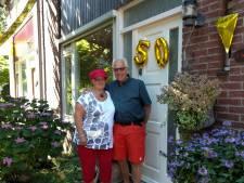 Gouden huwelijk voor actief echtpaar Rhenoy