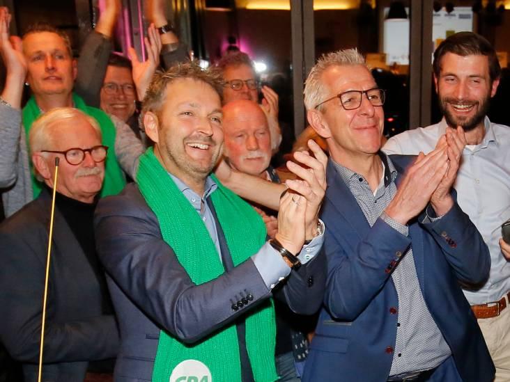 CDA grote winnaar in Altena