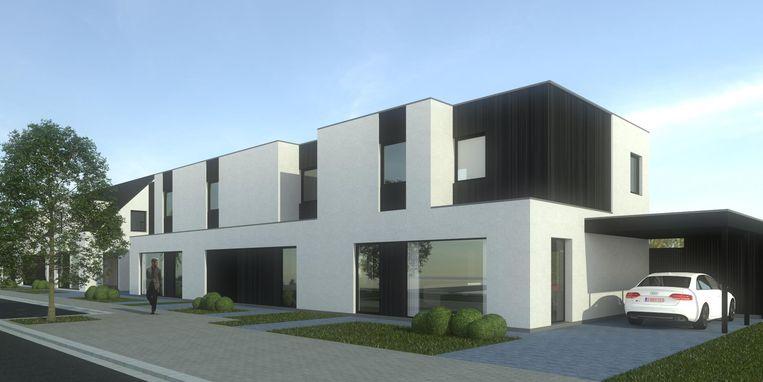 Er worden zowel vrijstaande als halfopen woningen voorzien. Kopers kunnen het interieur naar wens zelf inrichten.
