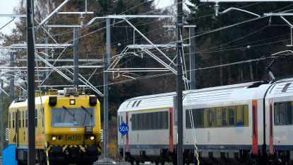 Spoorverkeer tussen Vilvoorde en Halle hervat