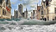Zo zouden Vlaamse steden eruitzien mochten ze overstromen door klimaatverandering