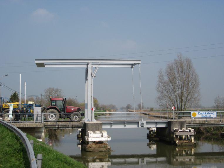 Bij de Knokkebrug plant Westtoer een uitkijktoren van 15 meter