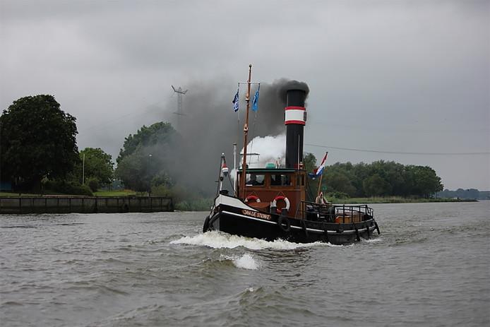 Inzamelingsactie voor stoomsleepboot Jan de Sterke want ...