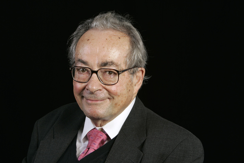 George Steiner in 2006.