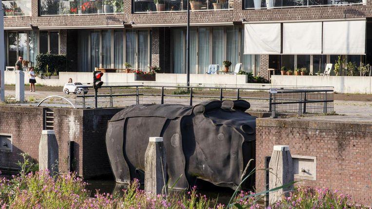 Naamloos nijlpaard Beeld Carly Wollaert