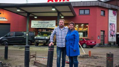 Tankstation Linssen legt pompen droog