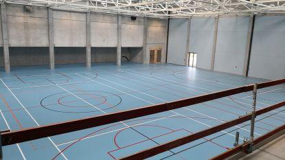Nieuwe sporthal in gebruik, Diksmuids stadsbestuur denkt al aan uitbreiden