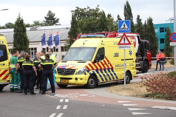 Dodelijk ongeluk in Uden