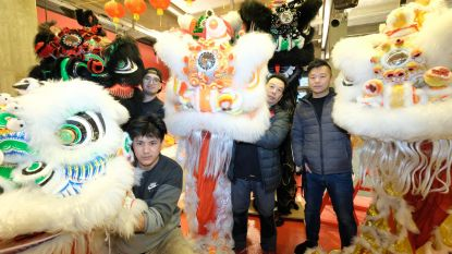 Chinatown telt met nieuwe expo af naar Chinees Nieuwjaar