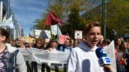 """15.000 mensen op klimaatmars Brussel: """"Er is bijna nog niets gebeurd in België"""""""