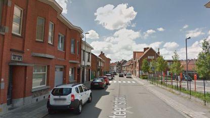 Hinder door rioolbreuk in de Steenstraat