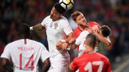 Tunesië, WK-tegenstander van de Rode Duivels, stunt en houdt Europees kampioen Portugal op gelijkspel in oefenpot