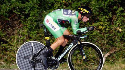 Roglic grijpt de macht in Vuelta: Sloveen wint tijdrit in Pau en verkoopt concurrentie flinke uppercut