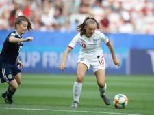 Muziekfestival Glastonbury zendt dan toch kwartfinale Engeland uit