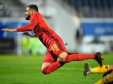 Ahmed Touba helpt Belgen met solo op weg tegen Jong Wales