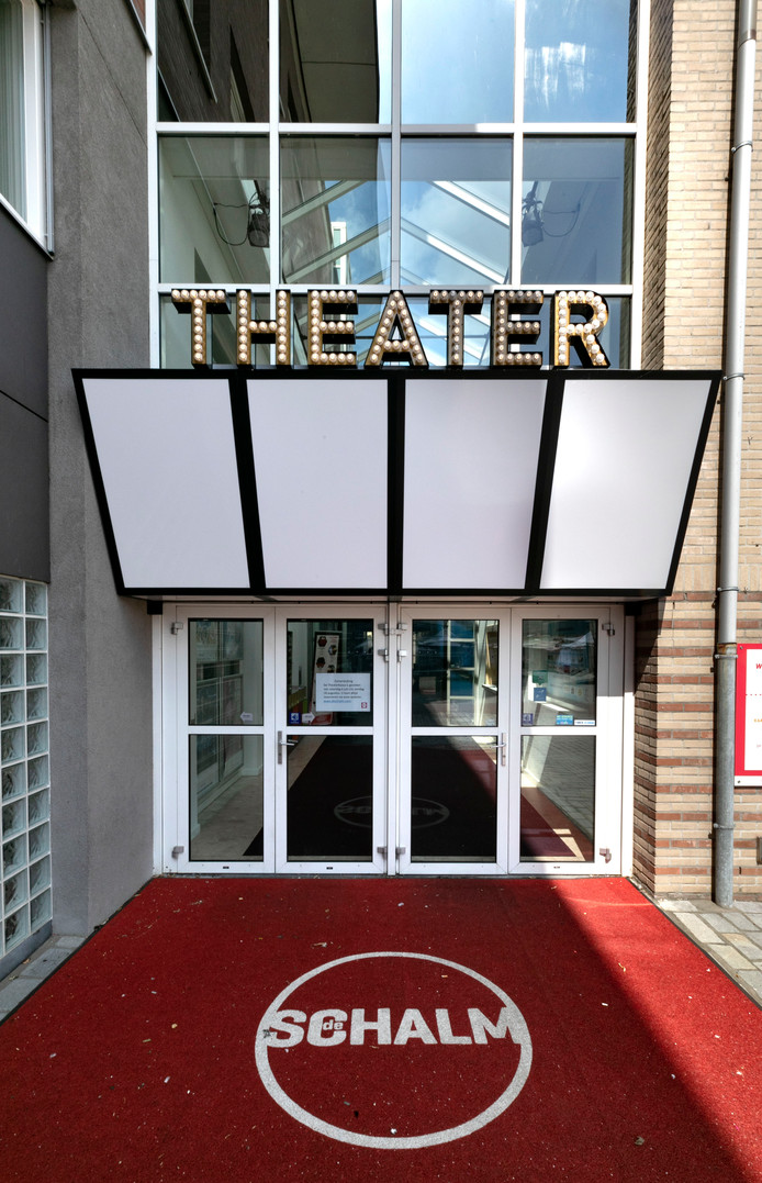 Theater de Schalm in Veldhoven.