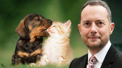 Universiteit Antwerpen krijgt eerste dierenprofessor