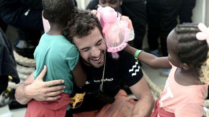 Spanje neemt nog eens 1.400 migranten op naast 630 van Aquarius