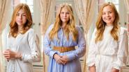 IN BEELD. Nederlandse prinsessen Amalia, Ariane en Alexia stralen op nieuwe portretten