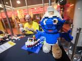 Betaald worden om met Lego te bouwen
